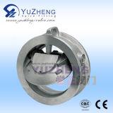 Clapet anti-retour vertical de l'acier inoxydable H12