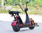 Vespa adulta de Citycoco/vespa eléctrica 500/800W 60V de la movilidad sin cepillo