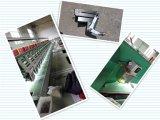 De Chinese Machine van het Borduurwerk van de Hoge snelheid Vlakke voor Kledingstuk