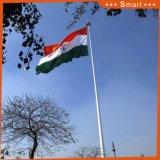 Kundenspezifisch imprägniern und Sunproof Indien Staatsflagge mit attraktivem Preis