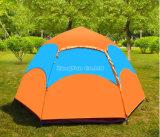Tenda del commercio all'ingrosso 3-4 Preson, tenda di campeggio del poliestere