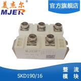 Semikron Typ Energien-Entzerrer-Baugruppe SKD 190A 1600V