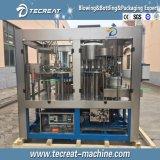 Máquina de embotellado automática de la bebida del agua para la cadena de producción completa