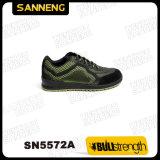 De Schoenen van de Veiligheid van de sport met Bovenleer Kpu