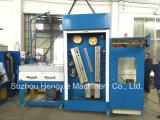 Automatischer kupferner feiner Draht 22dta, der Maschine mit Ausglühen-Maschine herstellt