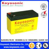 Bateria 12V 18ah de VRLA para o inversor do UPS/, bateria acidificada ao chumbo, bateria do AGM
