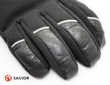 De Verwarmde Handschoen van Genunie van de VERLOSSER Leer voor de Winter