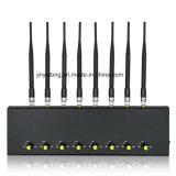 高い発電のデスクトップCDMA GSM PCS Dcs WiFi GPS 3G 4Gの携帯電話の妨害機