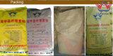 A celulose Carboxymethyl de sódio usada como a fábrica química cerâmica do CMC do aditivo fornece diretamente