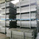 Ringlock Systems-Stahlplanke/Vorstand O-Typ Baugerüst 240mm