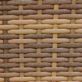 Het Dineren van het terras Reeks met Zes Stoelen of Vier Stoelen