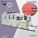 Máquina da produção da telha da resina sintética do PVC ASA PMMA