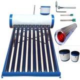 Chaufferette d'eau chaude solaire avec le réservoir auxiliaire (capteur solaire)