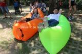 屋外そして屋内のための空気Loungerのソファーはとの袋を運ぶ