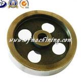 Маховик третбана отливки серого утюга OEM для оборудования гимнастики/оборудования Firtness