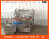 La nourriture déshuilent la machine, les pommes frites Zy-600 de déshuilage centrifuge