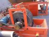 Recuperación y utilización del material magnético de la máquina de la recuperación de los tizones del disco de la semana