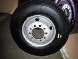Hino, Foton, Isuzu, Randen van het Wiel van het Staal van de Lichte Vrachtwagen 17.5X6.75 de Zonder binnenband