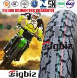 País transversal Singapore da venda quente 60/100-17 pneus da motocicleta