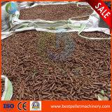 上の製造業者の生物量または木またはタケまたは木ログの餌の製造所