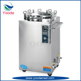 Autoclave medica verticale piena dello sterilizzatore del vapore di pressione dell'acciaio inossidabile