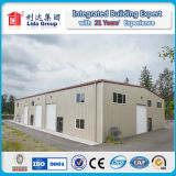 Сделано в сарае металла стальной структуры Китая полуфабрикат