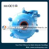 Fait dans la pompe centrifuge de boue de transport résistant de produit de queue de la Chine
