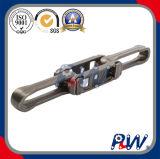 La goccia standard dello SGS ha forgiato la catena di Rivetless (T100, T160)