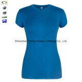 Women normale Fitted Modal e Cotton Blank T Shirt