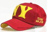 Twill хлопка хлопка продукции OEM бейсбольная кепка Hip-Hop Washable регулируемого выдвиженческая вышитая