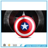 Filatore americano di irrequietezza della lega di alluminio del capitano Shield