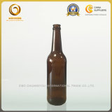 500mlこはく色のガラスビンビール500 Ml (473)