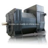 Альтернатор Evotec для малошумного тепловозного генератора