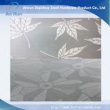 AISI 316L Edelstahl bedeckt Radierungs-Stahlplatten-Fabrik