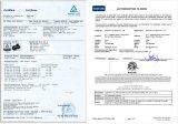 Fatory 가격 600*600*9.5mm LED 위원회 ETL cETL TUV GS SAA