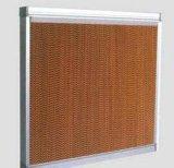 Fábrica de almofada evaporativa refrigerar de ar para a casa/estufa das aves domésticas