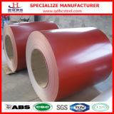 Ral3002 PPGI PPGL Ppcr Prepainted катушки холоднокатаной стали