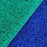 Anti slittamento che taglia il corridore di plastica esterno Rolls della stuoia delle stuoie del pavimento della bobina degli spaghetti del ciclo del vinile del PVC