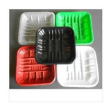 Kanada Market Popular Wholesale Zoll-bildete Plastic Disposable Food Packaging Trays für Seafoods und Frozen Food für Supermarket