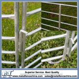 7 панелей ярда овец рельсов стальных для промотирования
