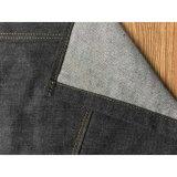 Weinlese Multifuction schwarze Denim-Arbeits-Schutzbleche mit den Taschen kundenspezifisch