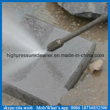 Matériel à haute pression industriel de nettoyage de jet d'eau de nettoyeur de pipe de moteur électrique