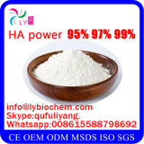 Фабрика поставляет натрий Hyaluronate ранга Pharma ранга чисто качества еды 100% косметический