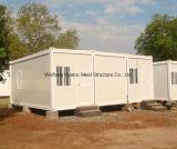 アンゴラProject Prefabricated 20ft Container House