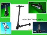 bici elettrica di mobilità del motorino piegata fibra del carbonio di 5inch 36V