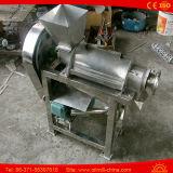 Extractor de jugo de naranja industrial jugo de acero inoxidable que hace la máquina