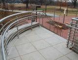 De Balustrades van de Specialist van de Hardware van het roestvrij staal, Draden, Kabels/het Traliewerk van het Dek van het Roestvrij staal