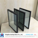 Glace isolée par vide/tailles normales en verre vitrage triple/double de lucarne