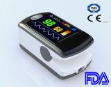 Pantalla OLED Dedo Oxímetro de Pulso- Aprobado por CE& FDA (CMS50E)