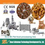 Machines automatiques de fabrication d'aliment pour animaux familiers de grande sortie